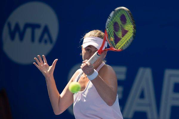 Elena Bogdan acapulco tenis wta