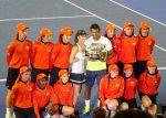 FOTO Martina Hingis și Leander Paes au cucerit titlul de dublu mixt la Australian Open