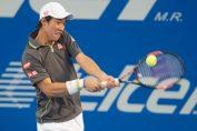 kei nishikori acapulco japonia tenis
