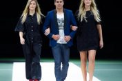 Bouchard Mladenovic antwerp prezentare moda