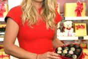 Caroline Wozniacki ciocolata sponsor Godiva
