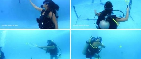 La Acapulco s-a desfășurat săptămâna trecută unul dintre cele mai așteptate turnee, de către jucători și jucătoare. Nu doar în aer liber, ci și sub apă. Meciul subacvatic de la...