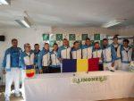POZA ZILEI, 4 martie 2015: Echipa de Cupa Davis a României e gata de meciul cu Israelul