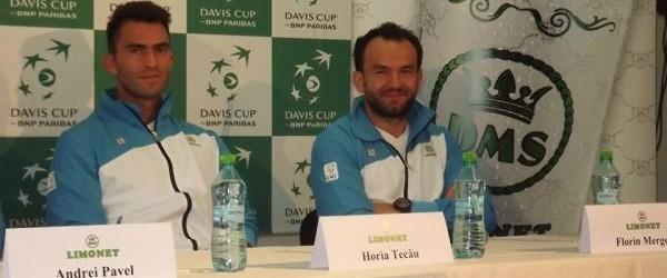 Prezenți la conferința de presă de prezentare a formației, componenții echipei de Cupa Davis României au vorbit ieri, la Sibiu, despre meciul cu Israelul, dar și despre planurile lor. Cum...