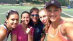 FOTO Elena Bogdan și Raluca Olaru s-au antrenat împreună la Monterrey