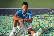 indian wells 2015 djokovic trofeu