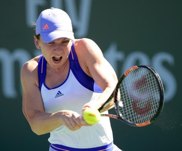 indian wells 2015 simona halep