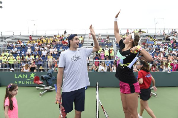 isner copii kids day miami