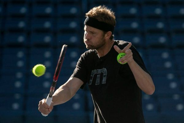 Mardy Fish indian wells