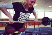 petra kvitova antrenament sala
