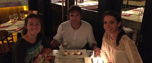 Raluca Olaru a împlinit ieri 26 de ani, iar petrecerea de aniversare a avut loc departe de țară, în Mexic, la Monterrey. Deschizătoarea de drumuri în tenisul mare a actualei...