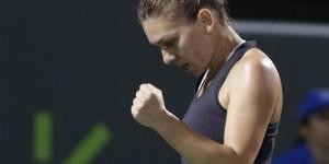 Simona Halep s-a calificat azi în sferturile de finală ale Miami Open după o victorie excepțională în fața italiencei Flavia Pennetta. În continuare vă invit să vedeți rezumatul meciului câștigat...