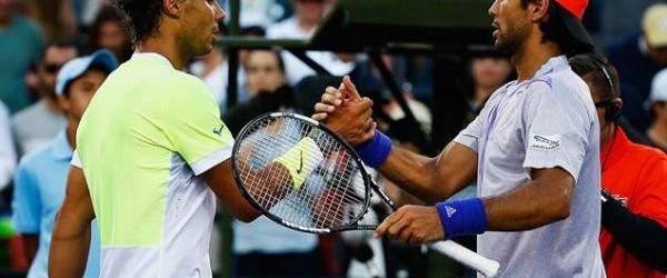 Duelul spaniol din turul trei de la Miami Open, Rafael Nadal – Fernando Verdasco, s-a încheiat cu victoria celui de-al doilea. Fernando Verdasco s-a impus pentru a doua oară consecutiv...
