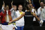 Fed Cup România – Cehia. Alina Tecşor a vorbit despre meci, despre emoţii şi absenţe