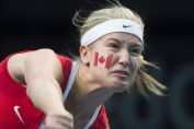 canada eugenie bouchard fed cup