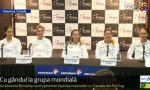 Fed Cup: România va juca împotriva Cehiei în primul tur al Grupei Mondiale I