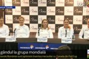 Echipa romania fed cup montreal