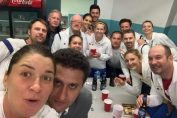selfie bucurie fed cup romania