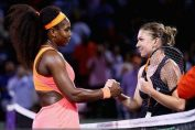 serena williams simona halep miami