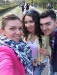 Simona Halep a petrecut Paștele alături de familie – FOTO