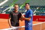 Duel românesc în primul tur la Rennes: Marius Copil – Victor Hănescu