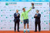Roger federer trofeu istanbul 2015