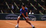 POZA ZILEI, 21 mai 2015: Djokovic a început antrenamentele la Roland Garros, după ce marți a jucat fotbal la Monaco