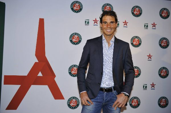 roland garros 2015 players party padal