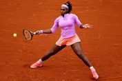 serena williams roland garros