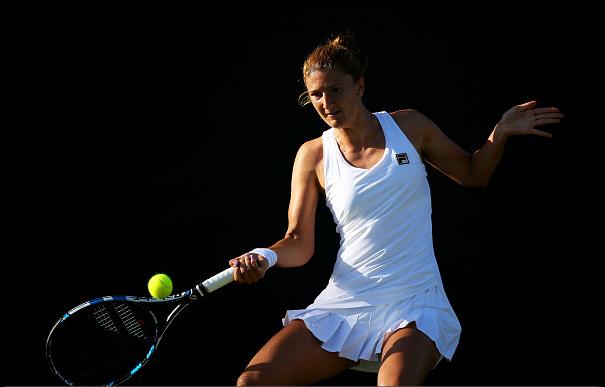 irina begu Wimbledon