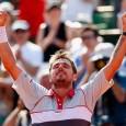"""Stan Wawrinka – Jo Wilfried Tsonga: 6-3, 6-7(1), 7-6(3), 6-4 . Stan Wawrinka: """"Visul meu a fost să joc la Roland Garros"""" Despre jocul său din semifinală: """"Îmi place jocul..."""