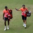 În finala turneului ATP de la Halle (1.574.640 €), Florin Mergea (15 ATP la dublu) şi Rohan Bopanna (18 ATP d.) (favoriţi 2) îi vor întâlni pe Raven Klaasen (RSA...
