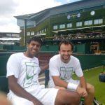 Wimbledon 2015: Florin Mergea și Rohan Bopanna s-au calificat în turul secund