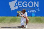 nottingham Denis Istomin trofeu
