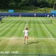 . După victoria de la simplu împotriva cehoaicei Klara Koukalova , Simona nu a avut timp de odihnă, pentru că urma să joace curând și în proba de dublu ,...