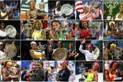 serena williams 20 trofee slam