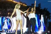 serena williams taylor swift concert
