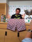"POZA ZILEI, 8 iunie 2015: Stan Wawrinka a mulțumit ""pijamalei"" norocoase după victoria de la Roland Garros"
