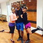 POZA ZILEI, 3 iulie 2015: În tenis, prietenia este mai presus de rivalitate, iar Horia Tecău și Bethanie Mattek Sands confirmă acest lucru
