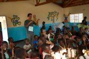 federer copii vizita malawi
