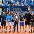 Invitat de onoare la Gstaad, cu prilejul aniversării a 100 de ani de tenis în orașul elvețian, Ilie Năstase a jucat azi un meci demonstrativ alături de alte legende ale...