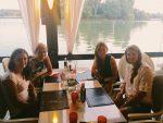 FOTO: Simona Halep, Irina Begu, Monica Niculescu și Alina Tecșor s-au reunit, dar nu pe teren, încă