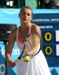 Ana Bogdan a câştigat titlul cu numărul 50, în 2015, pentru România în circuitele ITF Pro şi Futures