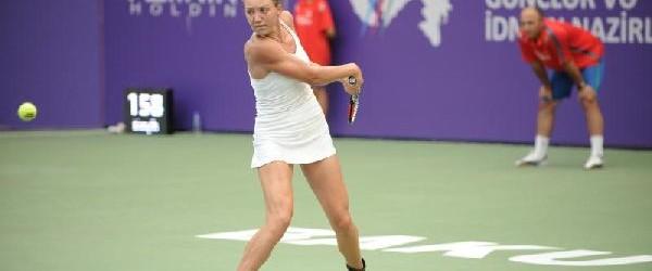 Patricia Țig a fost eliminată în optimile de finală ale Toyota Cup, turneu ITF de 75.000 de dolari care se dispută în Japonia. În turul secund al Toyota Cup, Patricia...