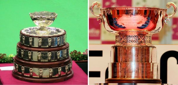 trofee cupa davis fed cup
