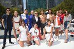 VIDEO: Rafael Nadal a jucat tenis dezbrăcat pe stradă în New York