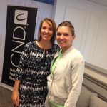 FOTO Simona Halep și-a întâlnit idolul la Toronto: pe Justine Henin