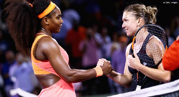 simona halep serena williams