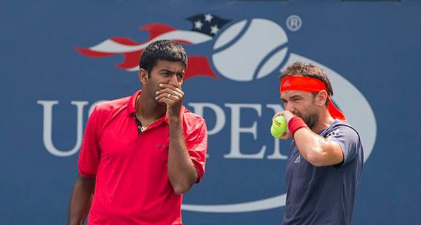 Mergea Bopanna US Open