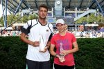 US Open 2015: Cine sunt Anda Perianu și Andrei Dăescu, românii surpriză de pe tabloul de dublu mixt
